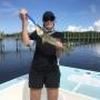 Brenda Burger snook on Capt. Rachel Nobbe_resize
