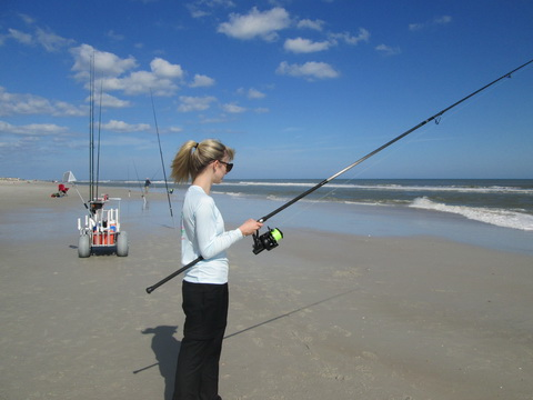 Surf-STA-19-Ladies-learn-surf-casting-Penn-Battle-III_resize