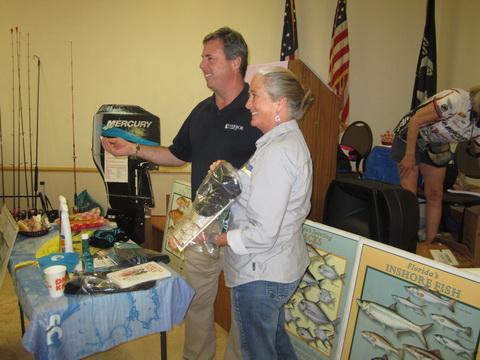 Brian Thomas At Ladies, Let's Go Fishing South Florida_resize