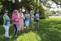 E. Ladies learn spin casting with Penn At Ladies, Let's Go Fishing South Florida 2_resize