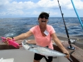 G. Manette Freas Kingfish on New Lattitude At Ladies, Let's Go Fishing South Florida_resize
