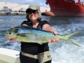H. Sarah Cayley mahi Lady Pamela 2 At Ladies, Let's Go Fishing South Florida_resize
