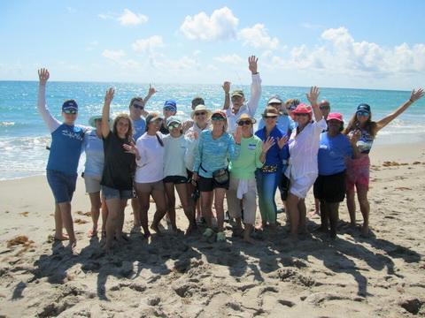 LLGF Surf Fishing Class waving_resize