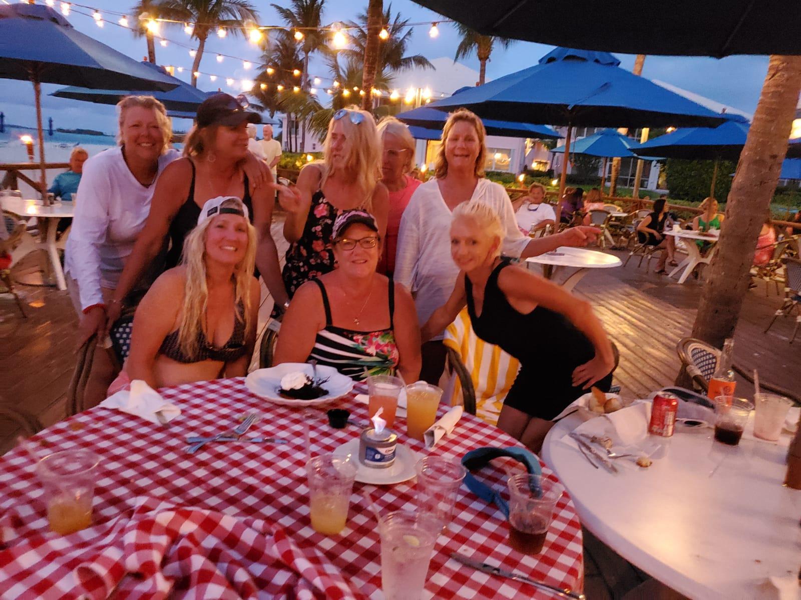 Dining-at-Treasure-Cay