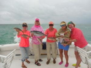 A Blue Chip Too ladies with fish_resize