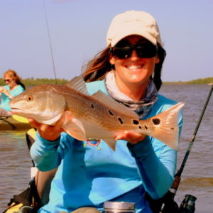 "Release: ""Ladies, Let's Go Fishing!"" No-Yelling School Comes To FL Everglades Nov. 19-20"