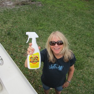 Star Brite Mildew Stain Remover Really Works!