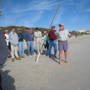 Sign up for Stuart Surf Fishing Clinic This Weekend