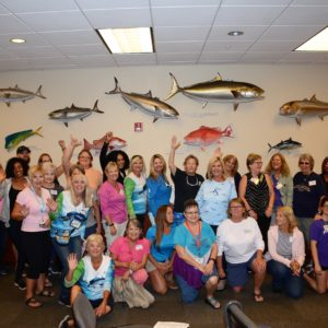 Ladies Nailed the Fish at Ft. Myers Saltwater LLGF Seminar