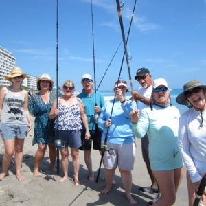 LLGF Mother's Day Palm Beach County Surf Fishing Clinic May 12