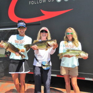 First Ever All Women's Team Places 11th in ICAST Cup Presented by FLW