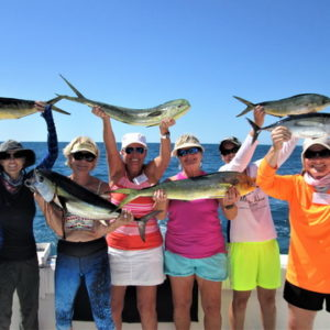 "New Anglers Become Winners at ""Ladies, Let's Go Fishing!"" Keys University Oct. 19-21, 2018"