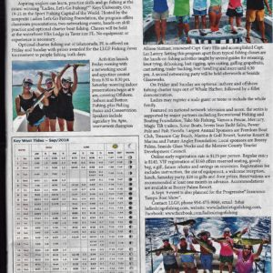 LLGF in the News Keys Coastal Angler