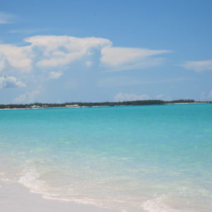 Treasure Cay Bahamas trip is May 16-20