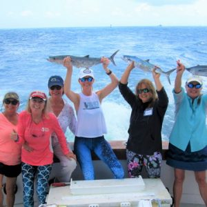 "Learn How to Fish at ""Ladies, Let's Go Fishing!"" South Florida April 23-25, 2021"