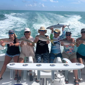 "New Anglers Become Winners at ""Ladies, Let's Go Fishing!"" Keys University Oct. 18-20, 2019"