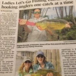 Sun Sentinel Features LLGF
