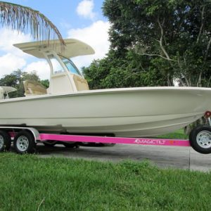 LLGF Scout Boat 251XSS can be yours! The perfect getaway!