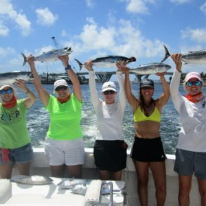 "Ladies Learned and Caught at ""Ladies, Let's Go Fishing!"" South Florida August 21-23, 2020"